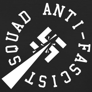 Anti-Fascist Squad T-Shirts - Frauen Bio-T-Shirt
