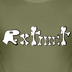 Extinct Tee shirts - Tee shirt près du corps Homme