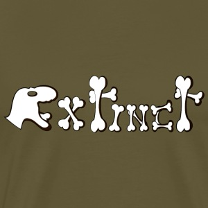 Extinct Tee shirts - T-shirt Premium Homme