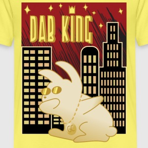 Dab King - Kinder Premium T-Shirt