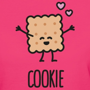 Cookie - Best friends forever (BFF) T-shirts - Vrouwen Bio-T-shirt