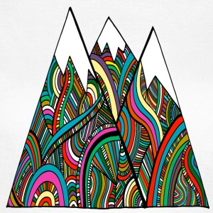 mountains of colour T-Shirts - Women's T-Shirt