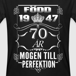 SE perfection - 2017 - 1947-70 ans Tee shirts - T-shirt bio Homme