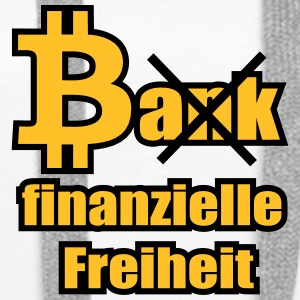 Bitcoin vs Bank Pullover & Hoodies - Frauen Premium Hoodie
