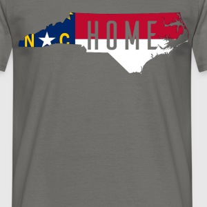 North Carolina - Home - Men's T-Shirt