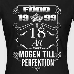 1999 – SE perfection - 2017 - 18 ans Tee shirts - T-shirt Femme