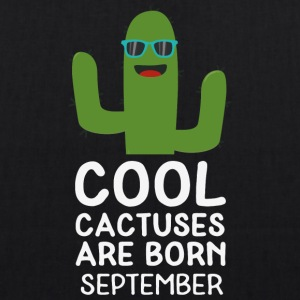 Cool Cactuses born in SEPTEMBER Swy5g Bags & Backpacks - EarthPositive Tote Bag