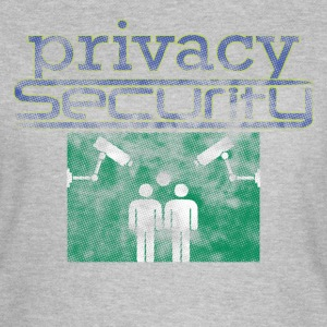 privacy security - pattern T-shirts - Vrouwen T-shirt