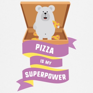 Pizza is my Superpower S1a6g Long Sleeve Shirts - Baby Long Sleeve T-Shirt