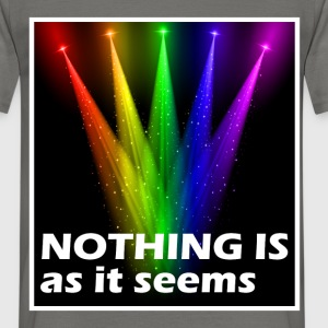 UFO - Nothing is as it seems - Men's T-Shirt