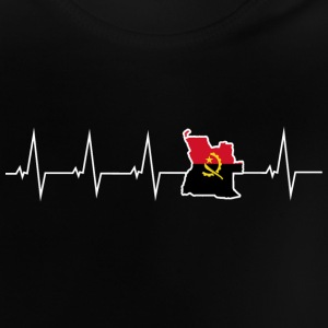 I love East Timor - heartbeat Shirts - Baby T-Shirt