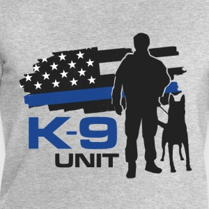 K-9 Unit Hoodies & Sweatshirts - Men's Organic Sweatshirt by Stanley & Stella