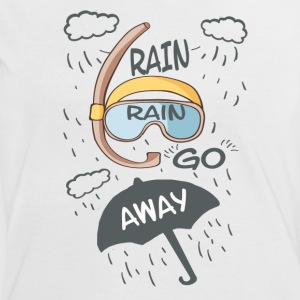 rain_rain_go_away T-Shirts - Women's Ringer T-Shirt