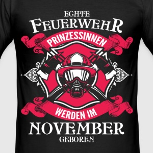 November - brand prinses - verjaardag - outfit - DE T-shirts - slim fit T-shirt