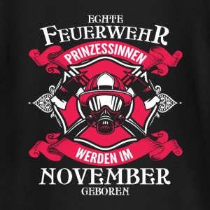 November - fire princess - birthday - outfit - DE Long Sleeve Shirts - Baby Long Sleeve T-Shirt