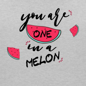 _you_re_one_in_a_melon T-Shirts - Frauen Bio-T-Shirt mit V-Ausschnitt von Stanley & Stella