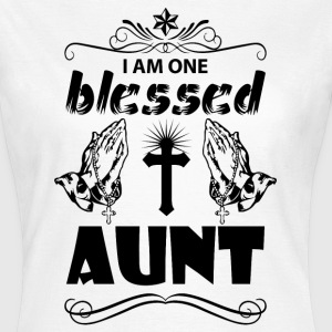 I Am One Blessed Aunt T-Shirts - Women's T-Shirt