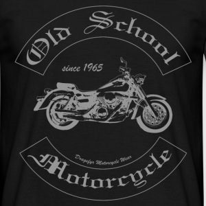 Old School MC | 1965 T-Shirts - Männer T-Shirt