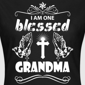 I Am One Blessed Grandma T-Shirts - Women's T-Shirt