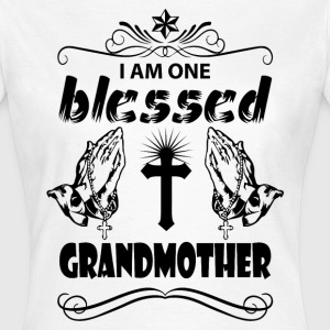 I Am One Blessed Grandmother T-Shirts - Women's T-Shirt