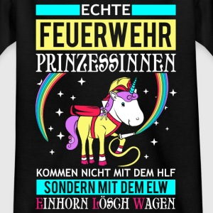 Brand princess - Unicorn verwijderen auto Shirts - Teenager T-shirt