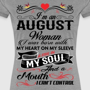 AUGUST WOMAN T-Shirts - Women's Premium T-Shirt
