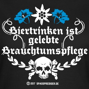 Biertrinken 20092017 T-Shirts - Frauen T-Shirt