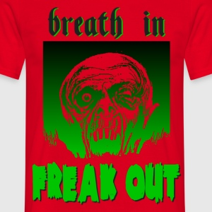 Freak Out! - Männer T-Shirt