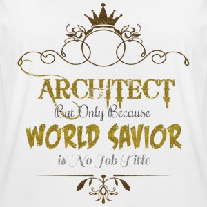 Architect World Savior T-Shirts - Women's Oversize T-Shirt