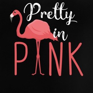 Flamingo - Pretty in Pink Shirts - Baby T-shirt