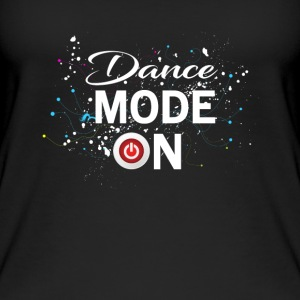 Dance Mode On - cool disco dancing design Tops - Vrouwen bio tanktop van Stanley & Stella