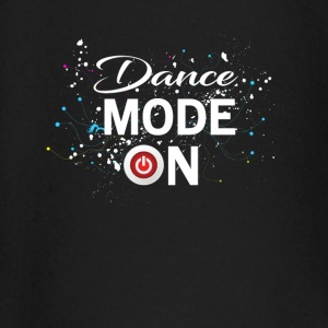 Dance Mode On - cool disco dancing design Long Sleeve Shirts - Baby Long Sleeve T-Shirt