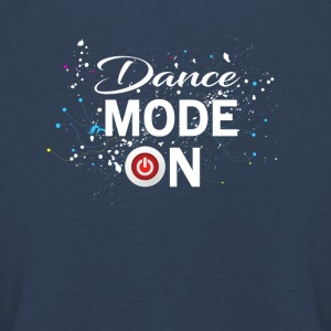 Dance Mode On - cool disco dancing design Long Sleeve Shirts - Kids' Premium Longsleeve Shirt