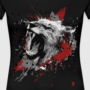 Raging Lion Frauen Premium T-Shirt - Frauen Premium T-Shirt