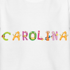 Carolina T-Shirts - Kinder T-Shirt