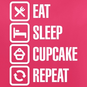 Eat Sleep Cupcake Repeat Sports wear - Women's Breathable Tank Top