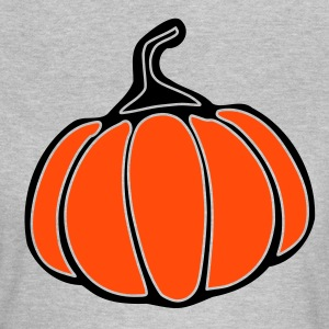 Kürbis Orange Pumpkin Clip Art  Motiv Halloween T-Shirts - Frauen T-Shirt