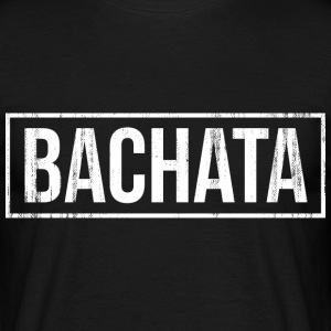 bachata rectangle - T-shirt Homme