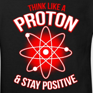 Proton Stay Positive Shirts - Kids' Organic T-shirt