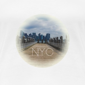 NYC - Frauen Premium T-Shirt