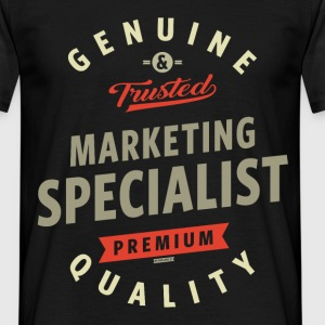 Marketing Specialist - Men's T-Shirt