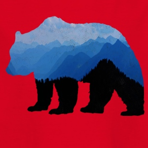 National Park Bear Shirts - Kids' T-Shirt