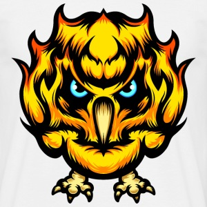 Fire Owl T-Shirts - Men's T-Shirt