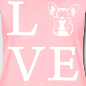 French Bulldog Love T-Shirts - Women's Premium T-Shirt