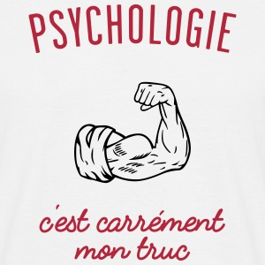 Psychologie - T-shirt Homme