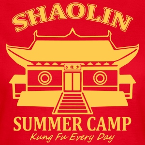 Shaolin Summer Camp T-Shirts - Frauen T-Shirt