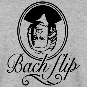 Bach Flip Sweat-shirts - Sweat-shirt Homme
