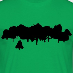 Forest T-shirts - T-shirt herr