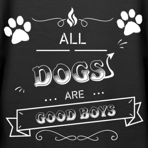 all dogs are good boys Pullover & Hoodies - Frauen Premium Hoodie