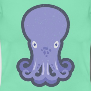 Cute baby Octopus - Women's T-Shirt